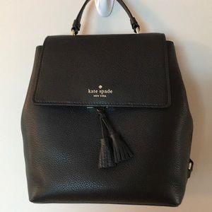 Kate Spade Medium Hayes St Leather Backpack